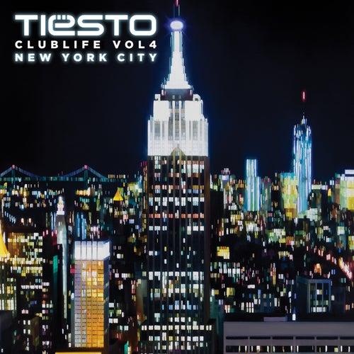 Club Life, Vol. 4 - New York City by Tiësto