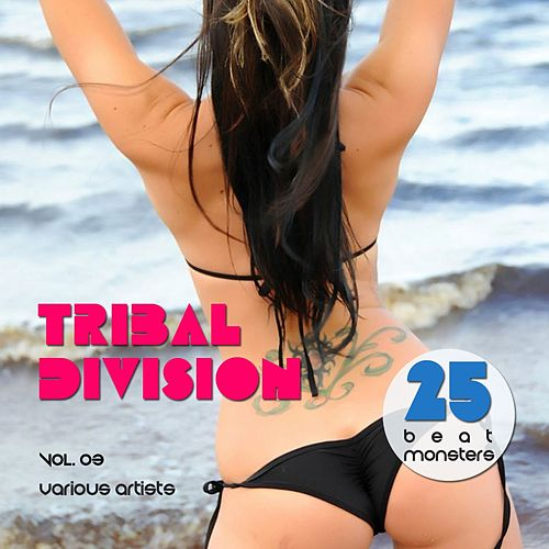 Tribal Division, Vol. 03 (25 Beat Monsters) by Various Artists