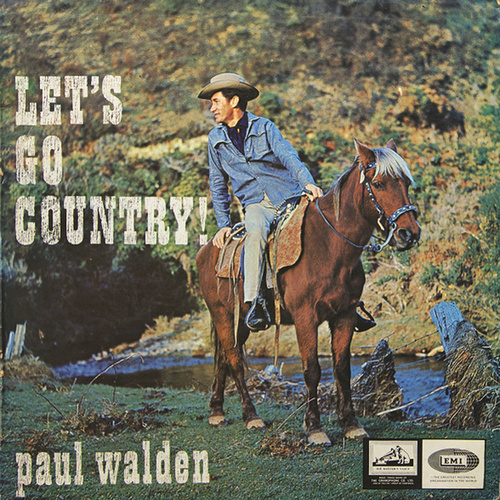 Let's Go Country! by Paul Walden