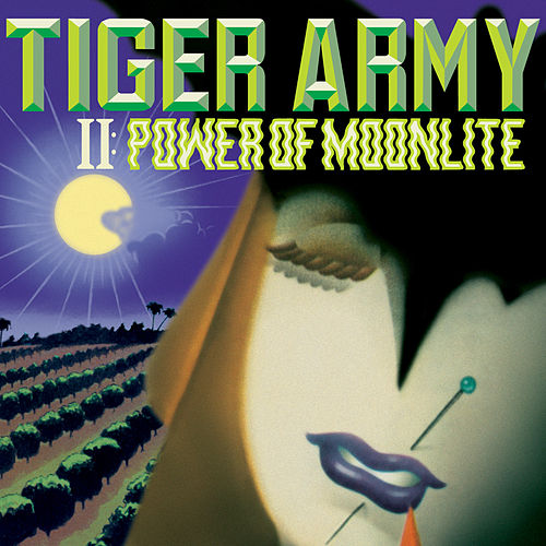 Tiger Army II: Power Of Moonlight de Tiger Army