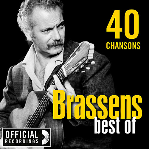 Best Of 40 chansons de Georges Brassens