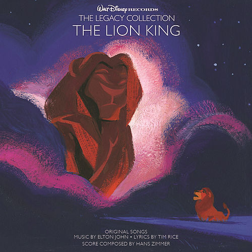 Walt Disney Records The Legacy Collection: The Lion King de Various Artists