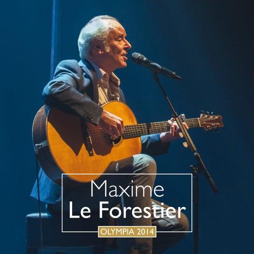 Olympia 2014 de Maxime Le Forestier