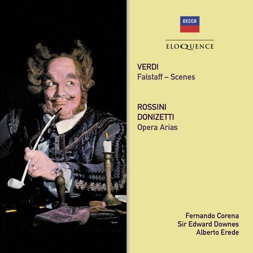 Verdi: Falstaff - Scenes de Fernando Corena