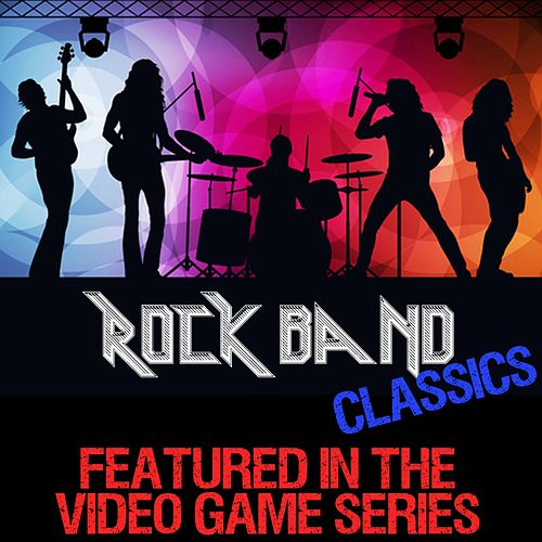 Rock Band Classics Featured in the Video Game Series de Various Artists