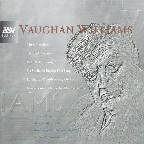 Vaughan Williams: Partita, 3 Vocalises, Fantasia on a Theme by Thomas Tallis, The Lark Ascending von Emma Johnson