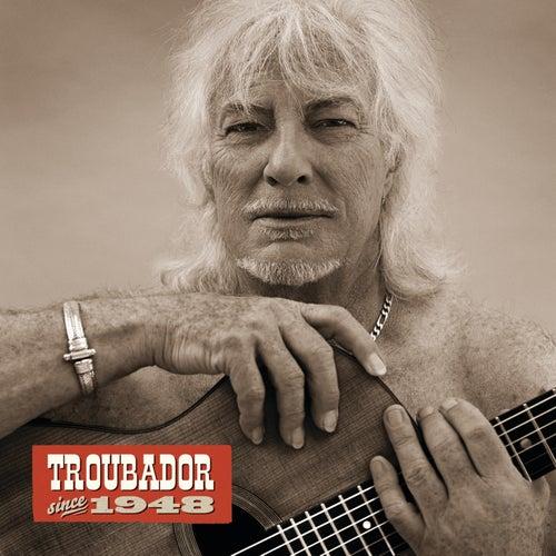 Troubador Since 1948 von Hugues Aufray