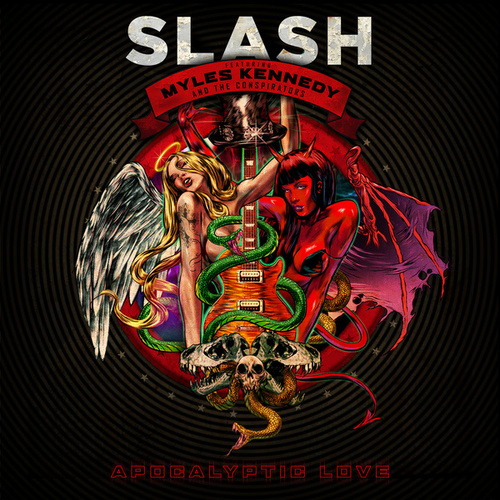 Apocalyptic Love (Deluxe Edition) by Slash