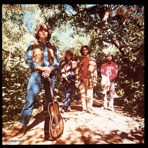 Green River (40th Anniversary Edition) von Creedence Clearwater Revival