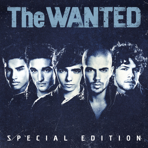 The Wanted van The Wanted
