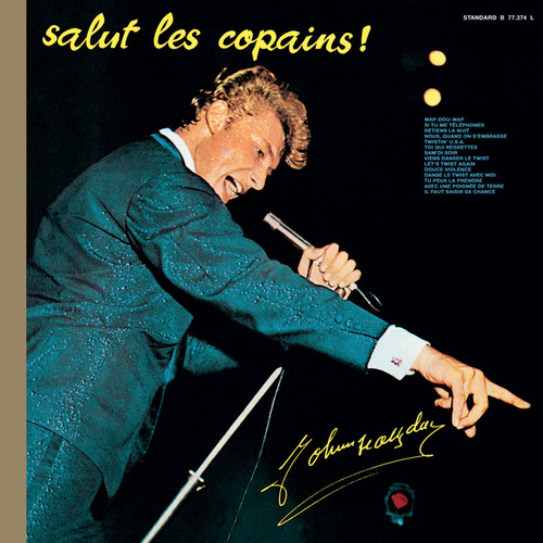 Salut Les Copains by Johnny Hallyday