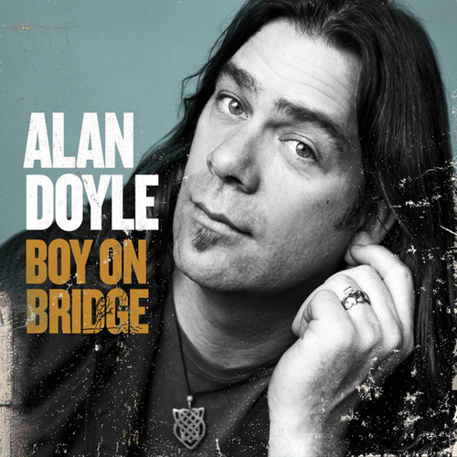 Boy On Bridge by Alan Doyle