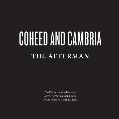 The Afterman: Tour Edition (Deluxe Set) by Coheed And Cambria