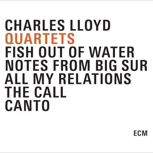 Quartets by Charles Lloyd
