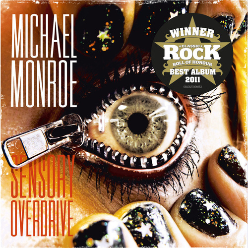 Sensory Overdrive by Michael Monroe