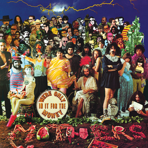 We're Only In It For The Money de Frank Zappa