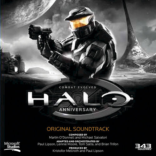 Halo: Combat Evolved by Martin O'Donnell