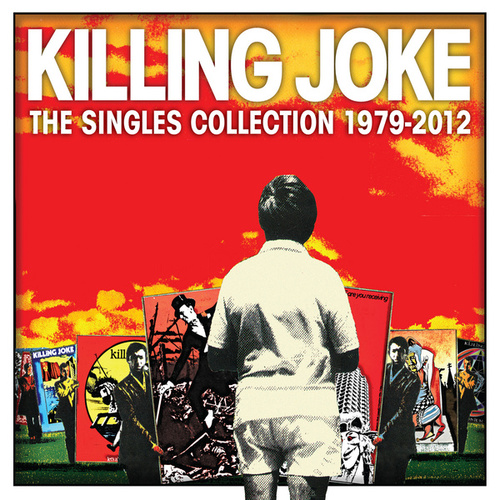 Singles Collection 1979 - 2012 de Killing Joke