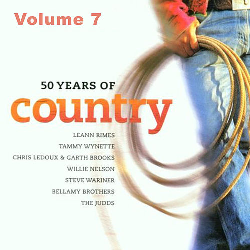 50 Years Of Country Vol. 7 de Various Artists