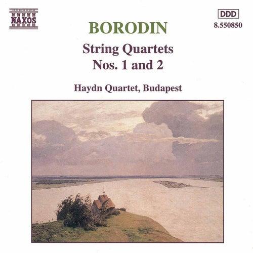 String Quartets Nos. 1 and 2 by Alexander Borodin