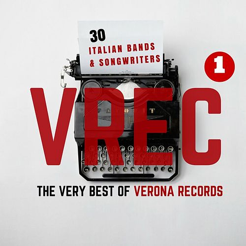 The Very Best of VREC (Verona Records), Vol. 1 (30 Italian's Band & Songwriters) de Various Artists