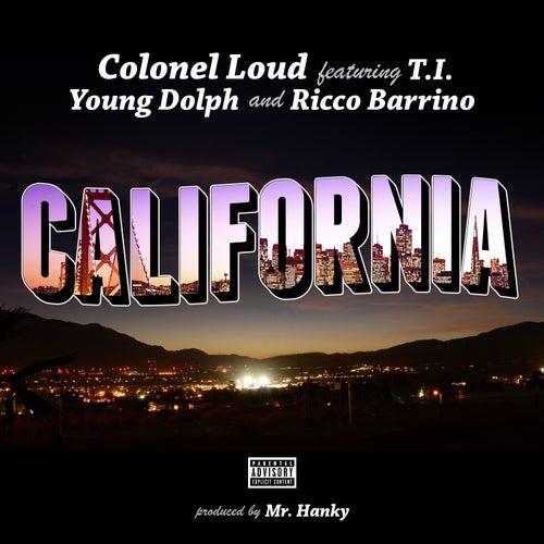California (feat. Ricco Barrino & Young Dolph) - Single de Colonel Loud