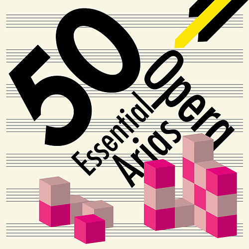 50 Essential Opera Arias de Various Artists