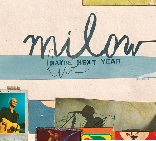 Milow Live di Milow