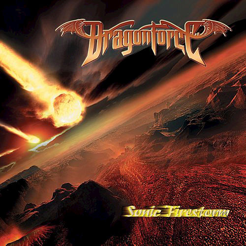 Sonic Firestorm by Dragonforce