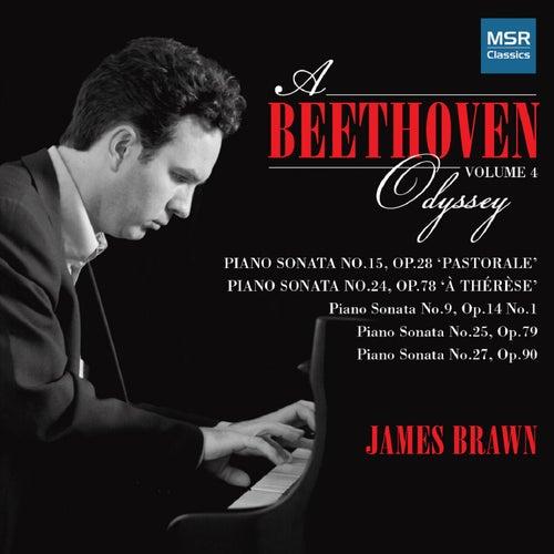 A Beethoven Odyssey, Vol. 4 de James Brawn