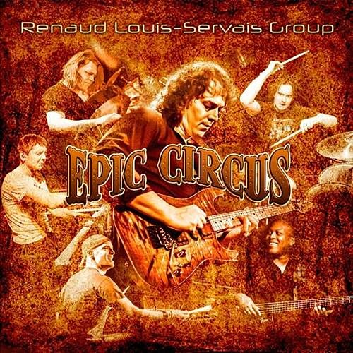 Epic Circus by Renaud Louis-Servais Group