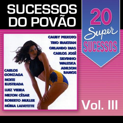 20 Super Sucessos Povão, Vol. 3 von Various Artists