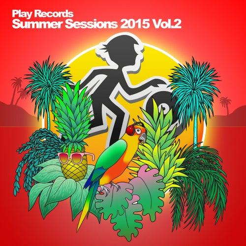 Play Records Summer Sessions 2015, Vol. 2 - EP de Various Artists