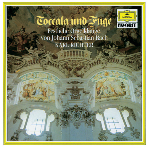J.S. Bach: Toccata and Fugue by Karl Richter