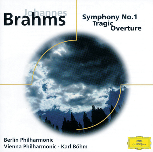 Brahms: Symphony No.1, op.68; Tragic Overture, op.81 von Berliner Philharmoniker