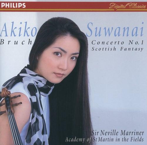 Bruch: Violin Concerto No.1; Scottish Fantasia von Akiko Suwanai