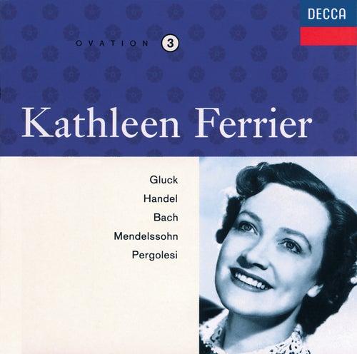 Kathleen Ferrier Vol. 3 - Gluck / Handel / Bach / Mendelssohn / Pergolesi de Kathleen Ferrier