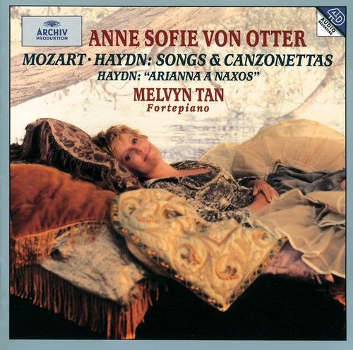 Haydn / Mozart: Songs and Canzonettas by Anne-sofie Von Otter
