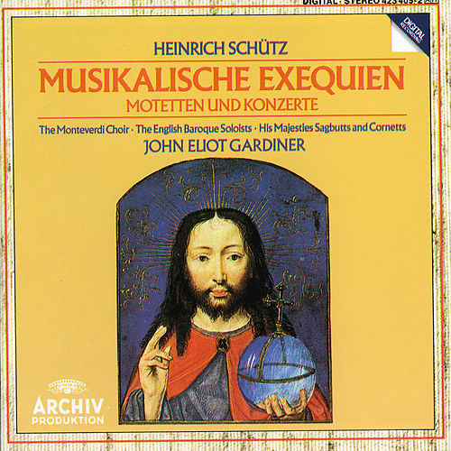 Schütz: Motets and Concertos by English Baroque Soloists