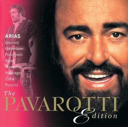 The Pavarotti Edition, Vol.8: Arias di Luciano Pavarotti