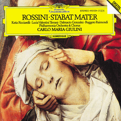 Rossini: Stabat Mater by Philharmonia Orchestra