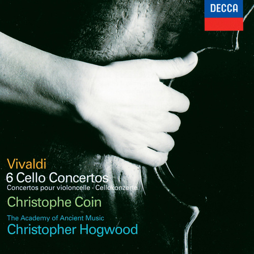 Vivaldi: 6 Cello Concertos de Christophe Coin