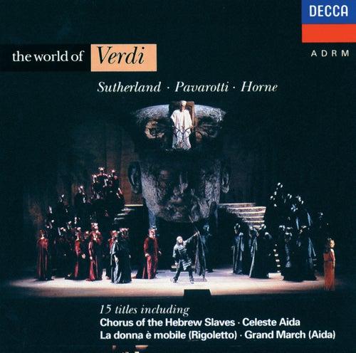 The World of Verdi de Various Artists