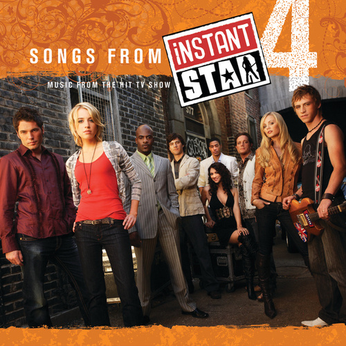 Songs From Instant Star 4 by Various Artists