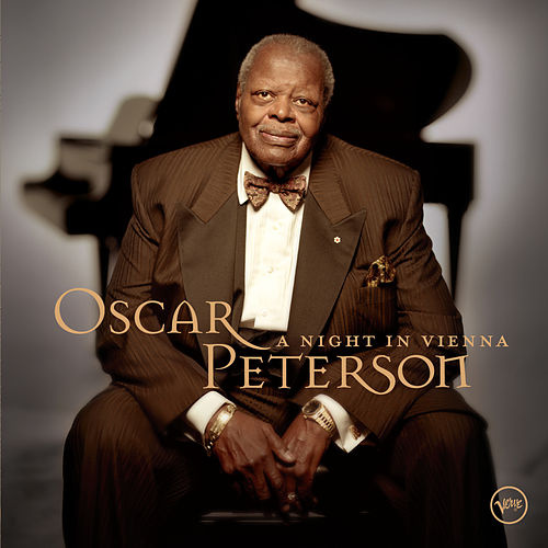 Oscar Peterson - A Night In Vienna de Oscar Peterson