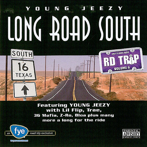 Road Trip Volume 6: Long Road South de Various Artists