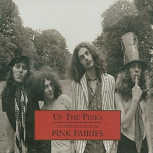 Up The Pinks - An Introduction to by The Pink Fairies