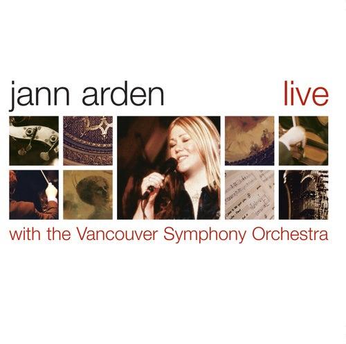 Jann Arden - Live with the VSO by Jann Arden