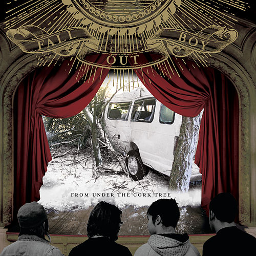From Under The Cork Tree Limited Tour Edition de Fall Out Boy