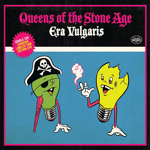Era Vulgaris Tour Edition by Queens Of The Stone Age
